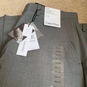 Other - NWT men's Calvin Klein dress pants
